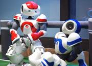 Tracks Robots-Lovers #4